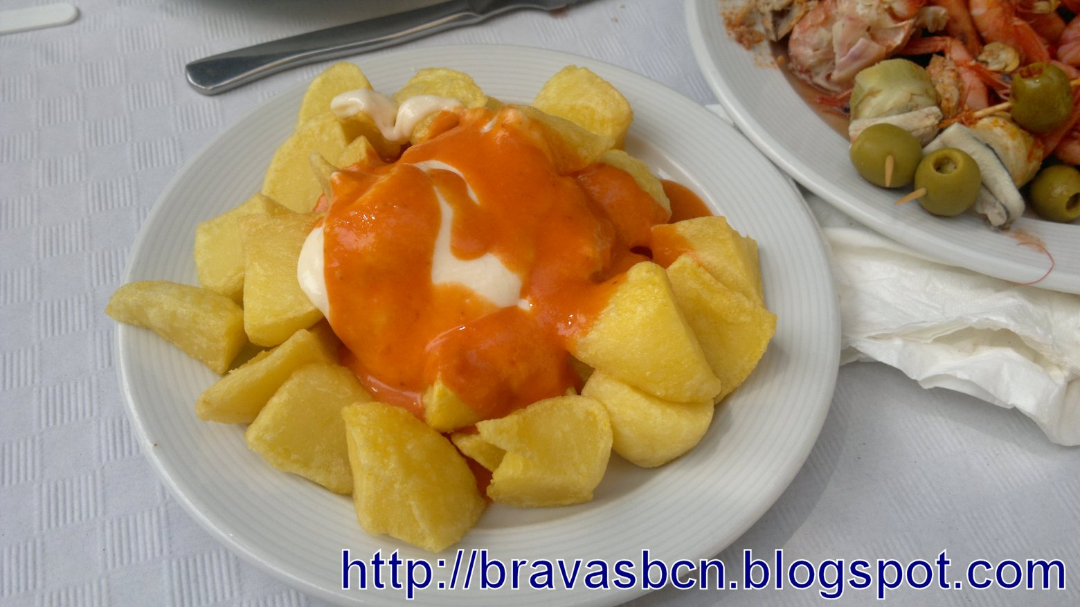 Restaurante Bar Marn Las bravas