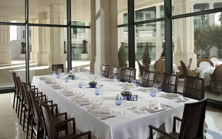 (3) restaurante Privee