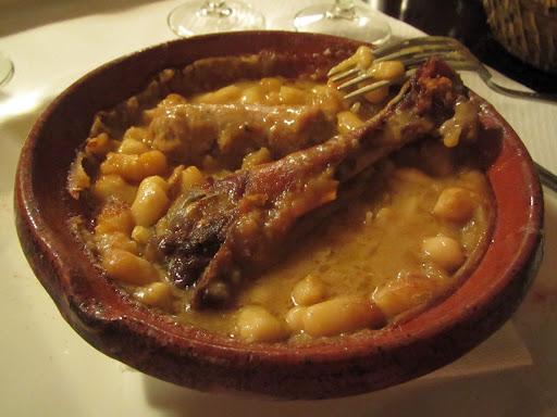 Judias blancas con pato receta t pica del sur de francia for Platos principales de francia