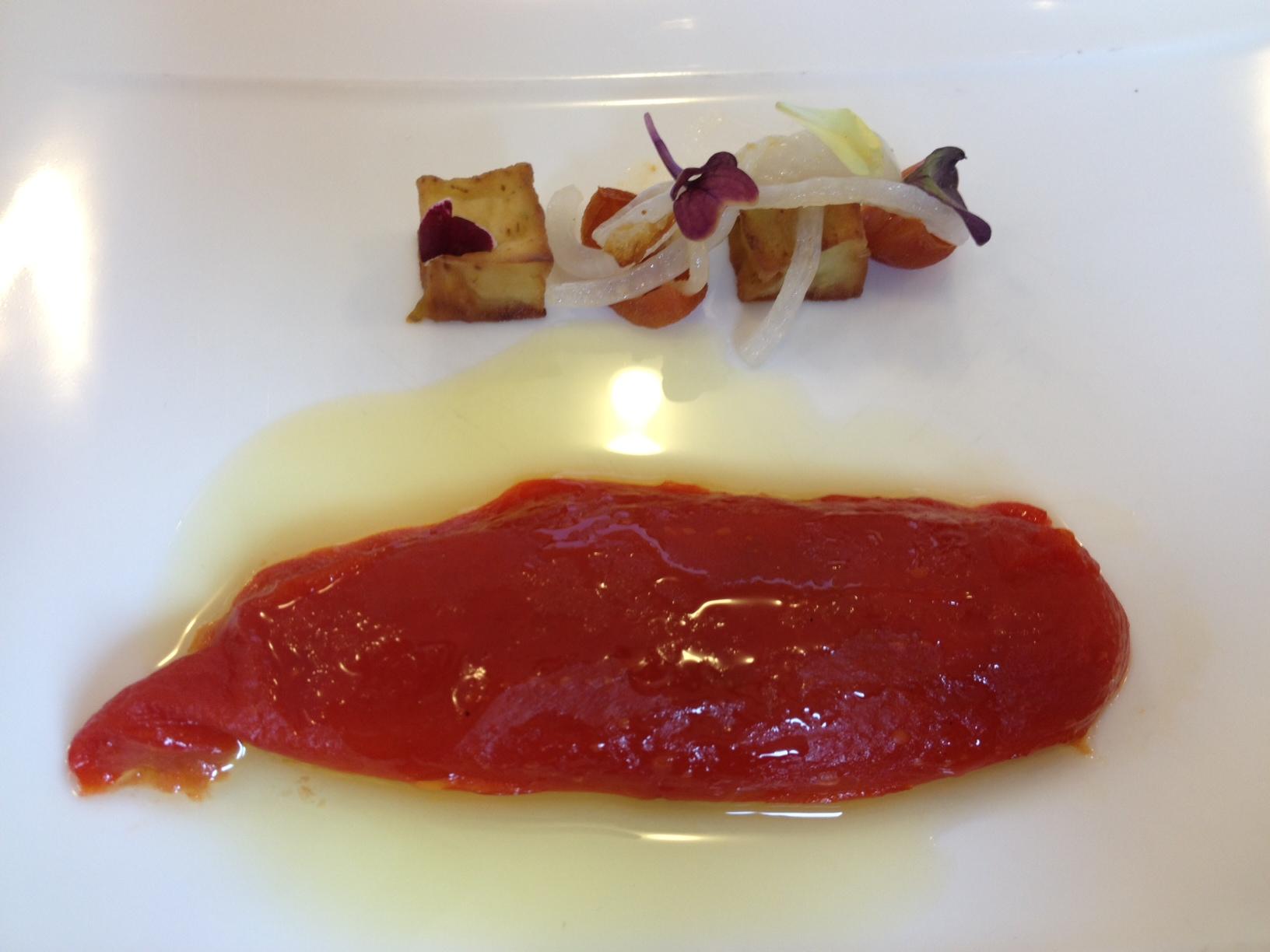 Restaurante en Illescas Versión del Pisto Manchego de El Bohío