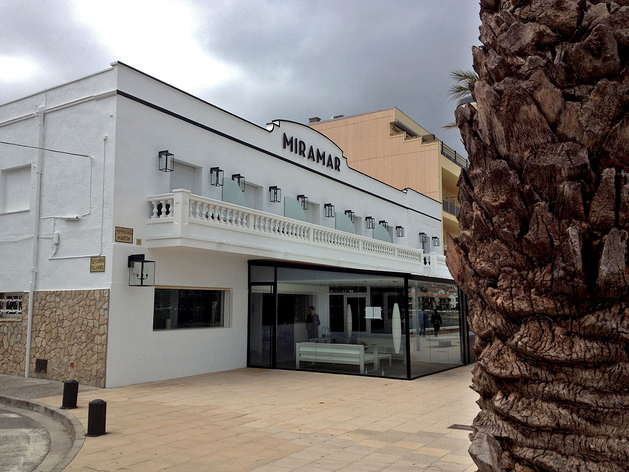 Restaurante Miramar (Girona)