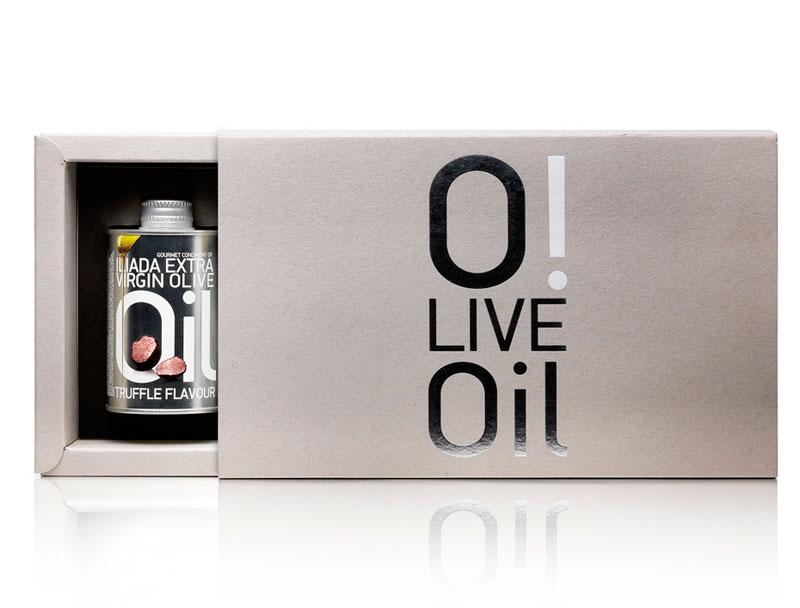 packaging aceite de oliva