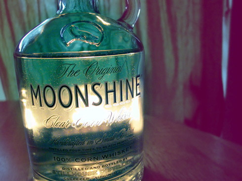 Botella Moonshine