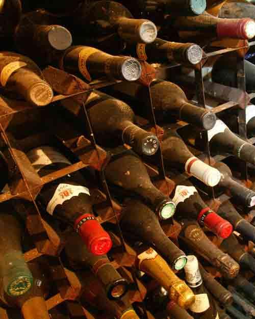 Reserva vinos