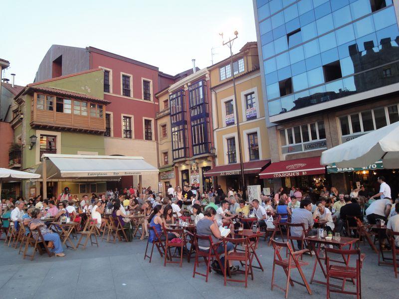 Sidras en gij n y de ruta por asturias turismo y - Sidreria casa carmen gijon ...
