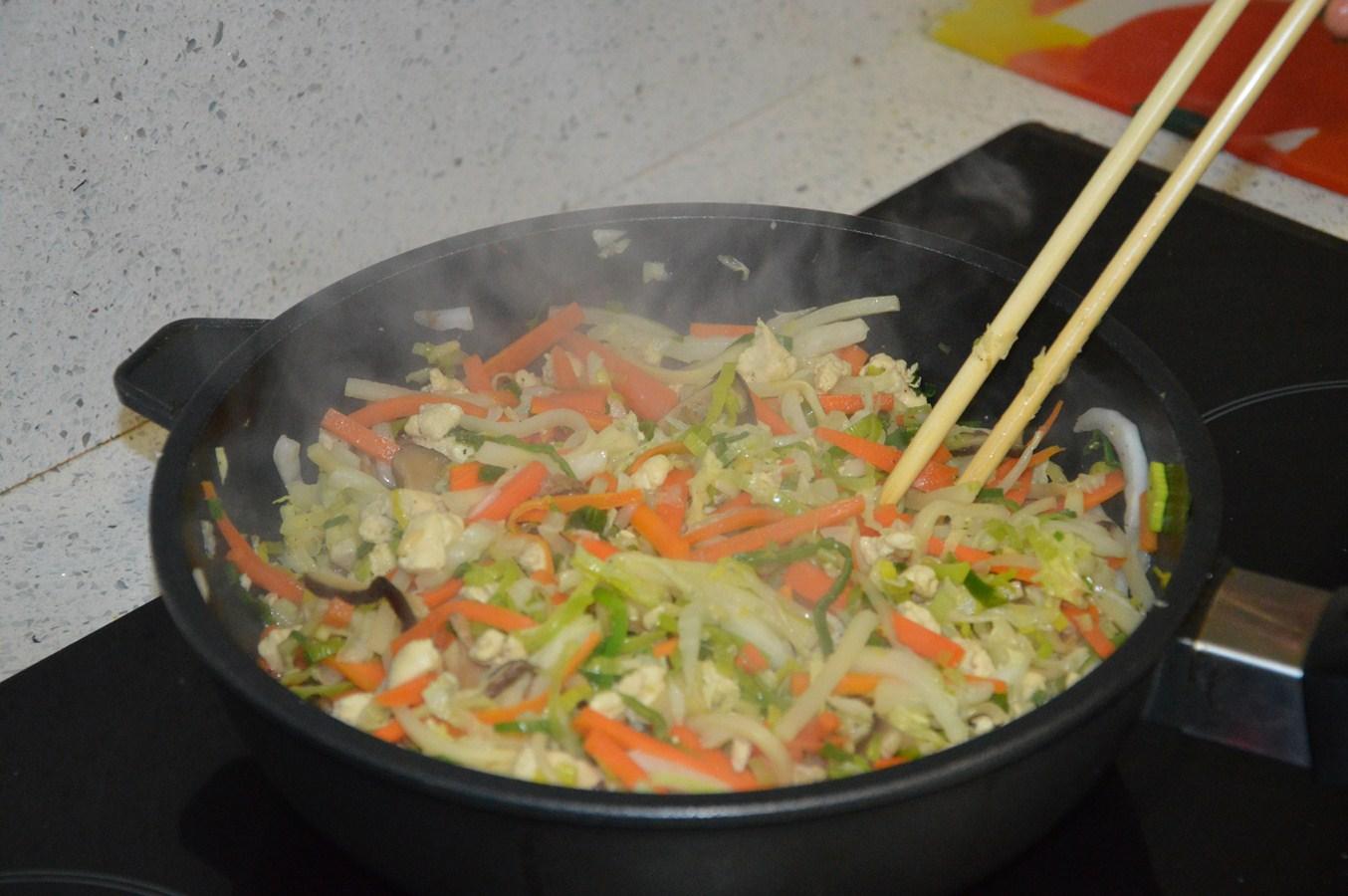 Curso de cocina japonesa y cena - Cursos cocina asturias ...