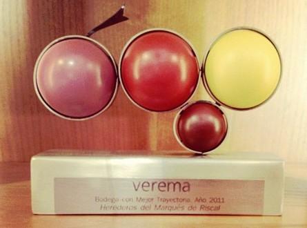 Entrega Premios Verema 2014