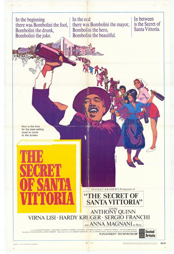 The secret os Santa Vittoria
