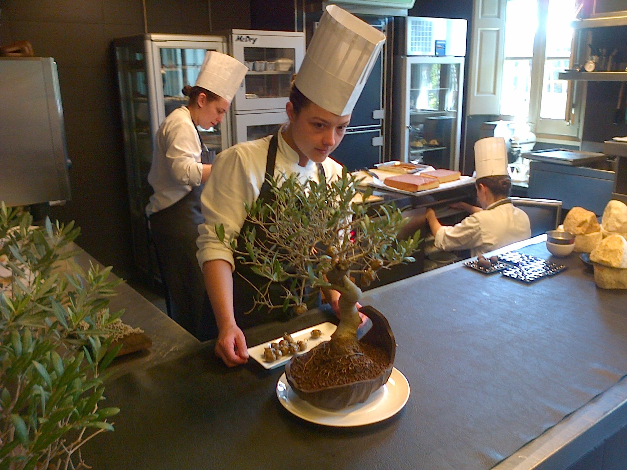 Dos familias los roca y los restauranteros - Cocina con joan roca ...