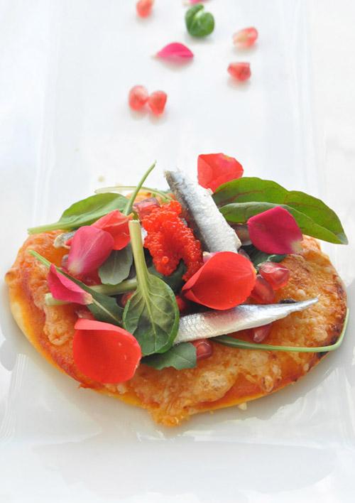 Las flores en la cocina un ingrediente de vanguardia for Cocina de vanguardia wikipedia