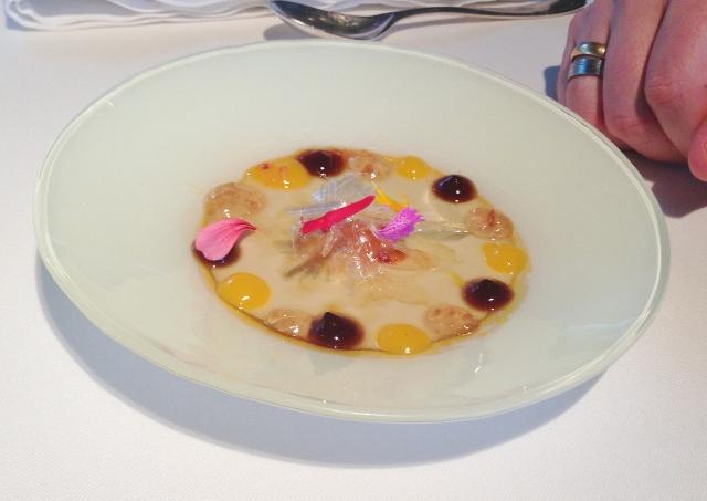 Restaurante en Girona Adaptación perfume Shalimar de Guerlain