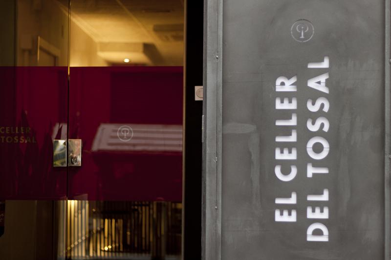 Restaurante El Celler del Tossal (Valencia)