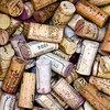 Reciclaje de tapones de corcho de vino