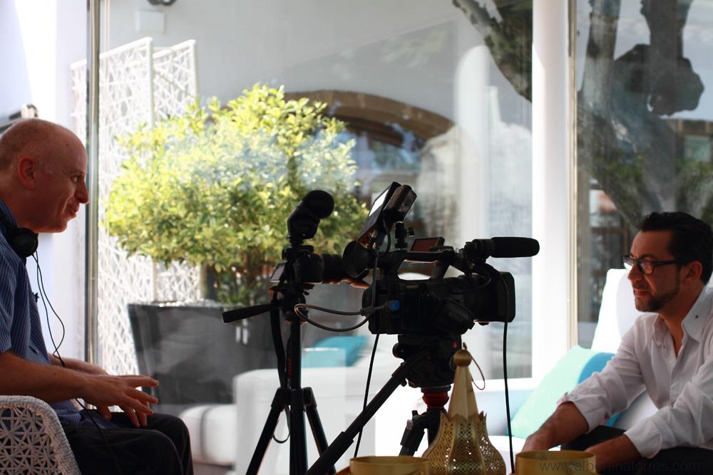 Entrevistando a Quique Dacosta