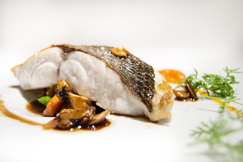 Restaurante Lienzo (Valencia) Pescado de Lonja