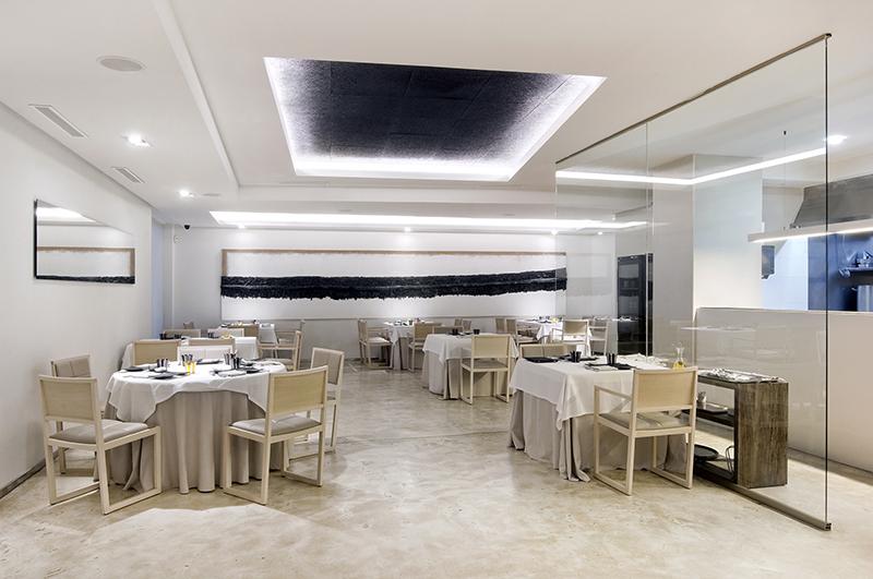 Restaurante Lienzo (Valencia)