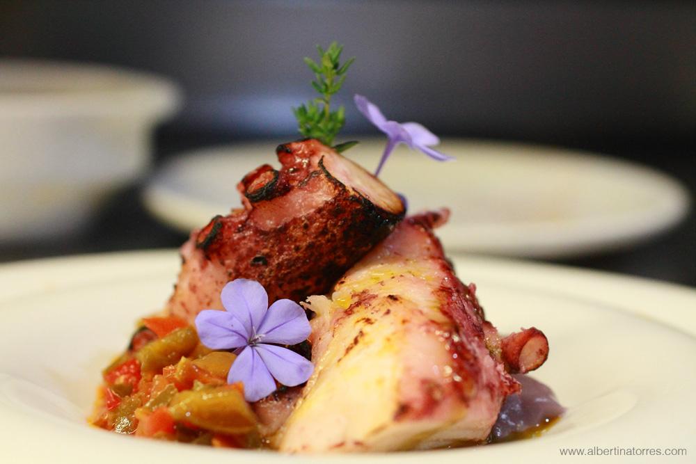 Cocina mediterr nea en el restaurante el xato la nuc a for Cocina mediterranea