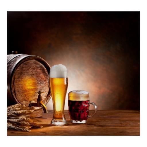 C mo elaborar cerveza madurada en barrica de madera for Barriles de madera bar