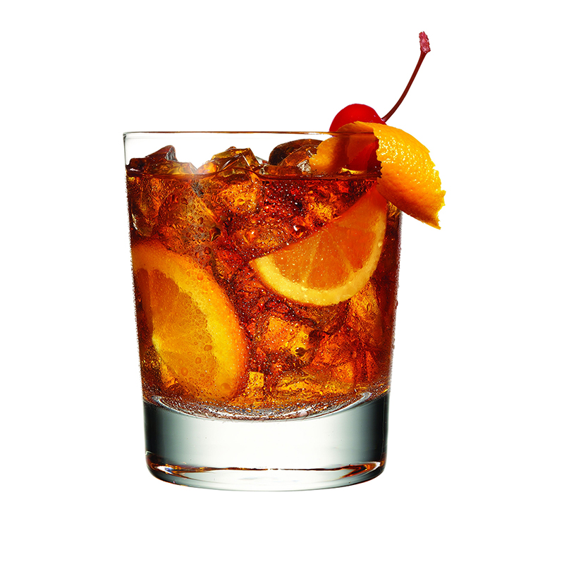 Old Fashioned Drink Bourbon