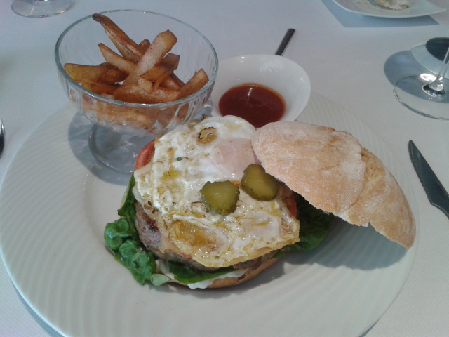 Restaurante en Getxo Súper-hamburguesa