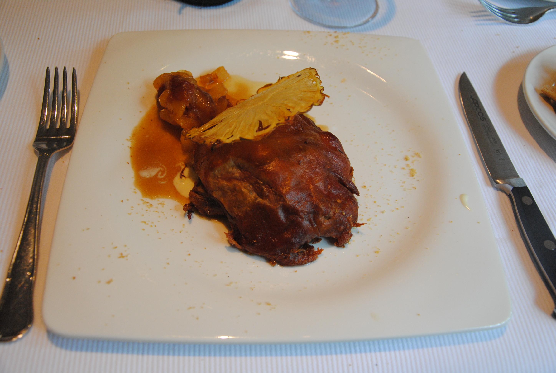 Restaurante Rekondo (Guipúzcoa/Gipuzkoa)