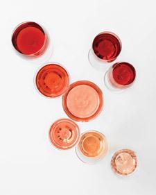 Los diferentes colores del vino significado logo