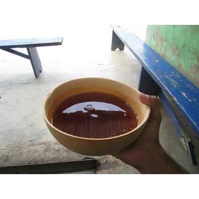 Pito, bebida típica ghanesa