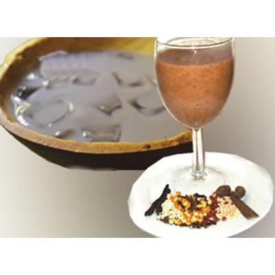 Kunu, bebida típica de Nigeria