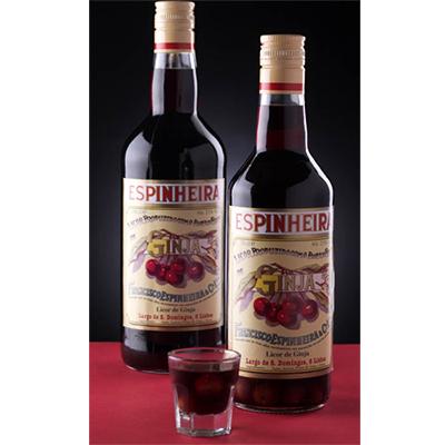 La Ginginha, licor portugues