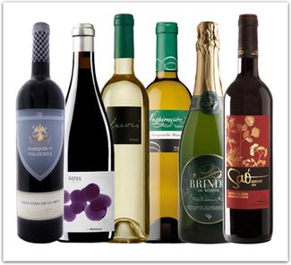 Lote vinos club verema junio 2014 logo