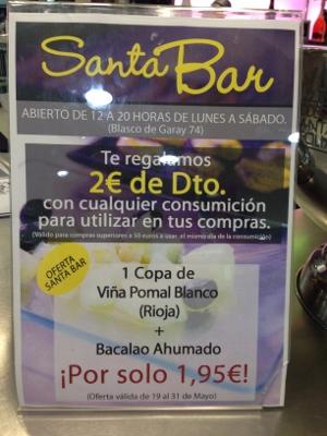 Santa_Bar_Bodegas_Santa_Cecilia_Viña_oferta_vino_tapa