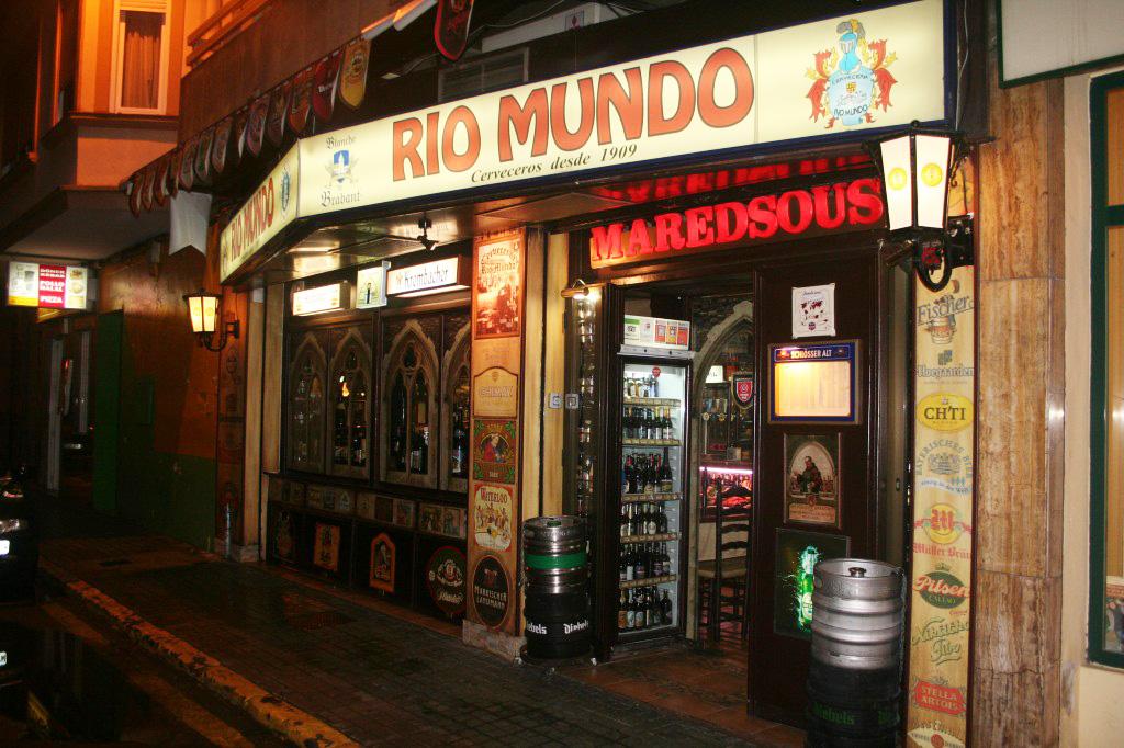 Cervecería Rio Mundo
