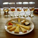 Maridaje queso con whisky bourbon col