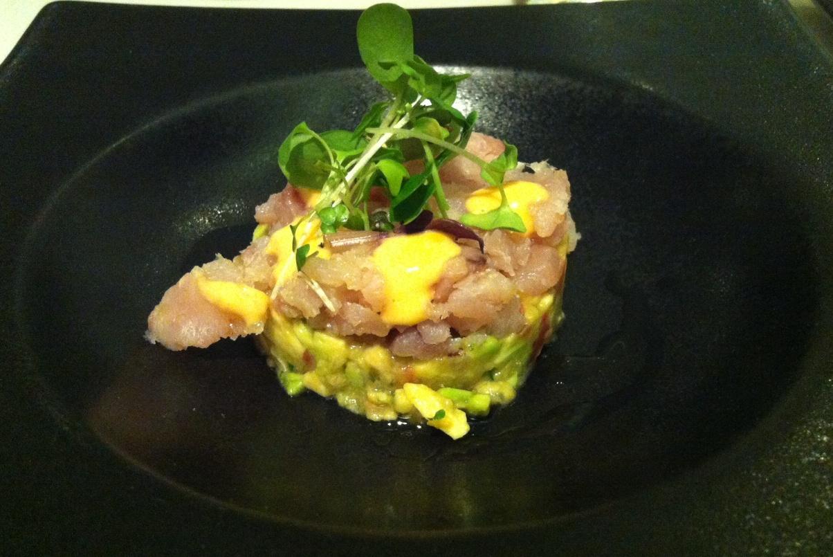 Restaurante Lienzo (Valencia) Bonito del Mediterráneo…