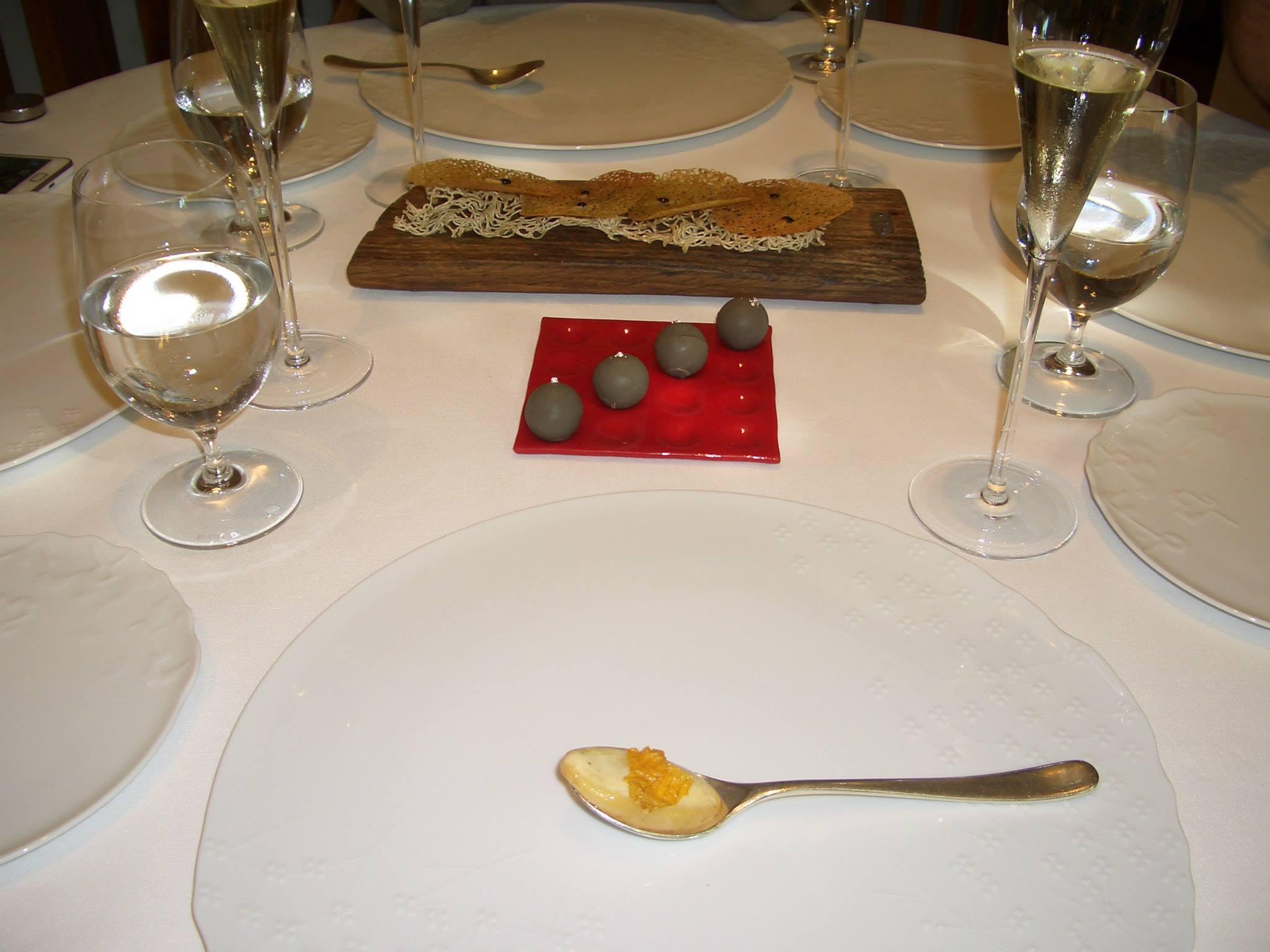 Restaurante en Girona