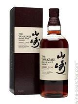 Suntory the yamazaki sherry cask single malt whisky japan 10463478 col