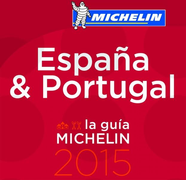 Guía Michelín 2015, Estrellas Michelin 2015