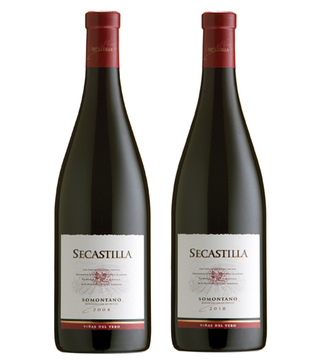 Foro vino secastilla 2004 2010 vinas del vero logo