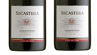Etiquetas vinos secastilla logo