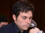 Catar vino disfrutar beber col