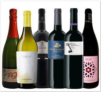 Lote club verema abril 2015 vinos grande logo