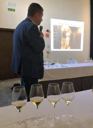 Cata comentada champagne segovia logo