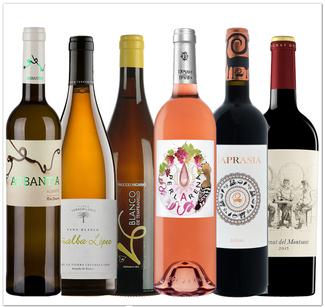 Lote club verema julio 2015 vinos grande logo