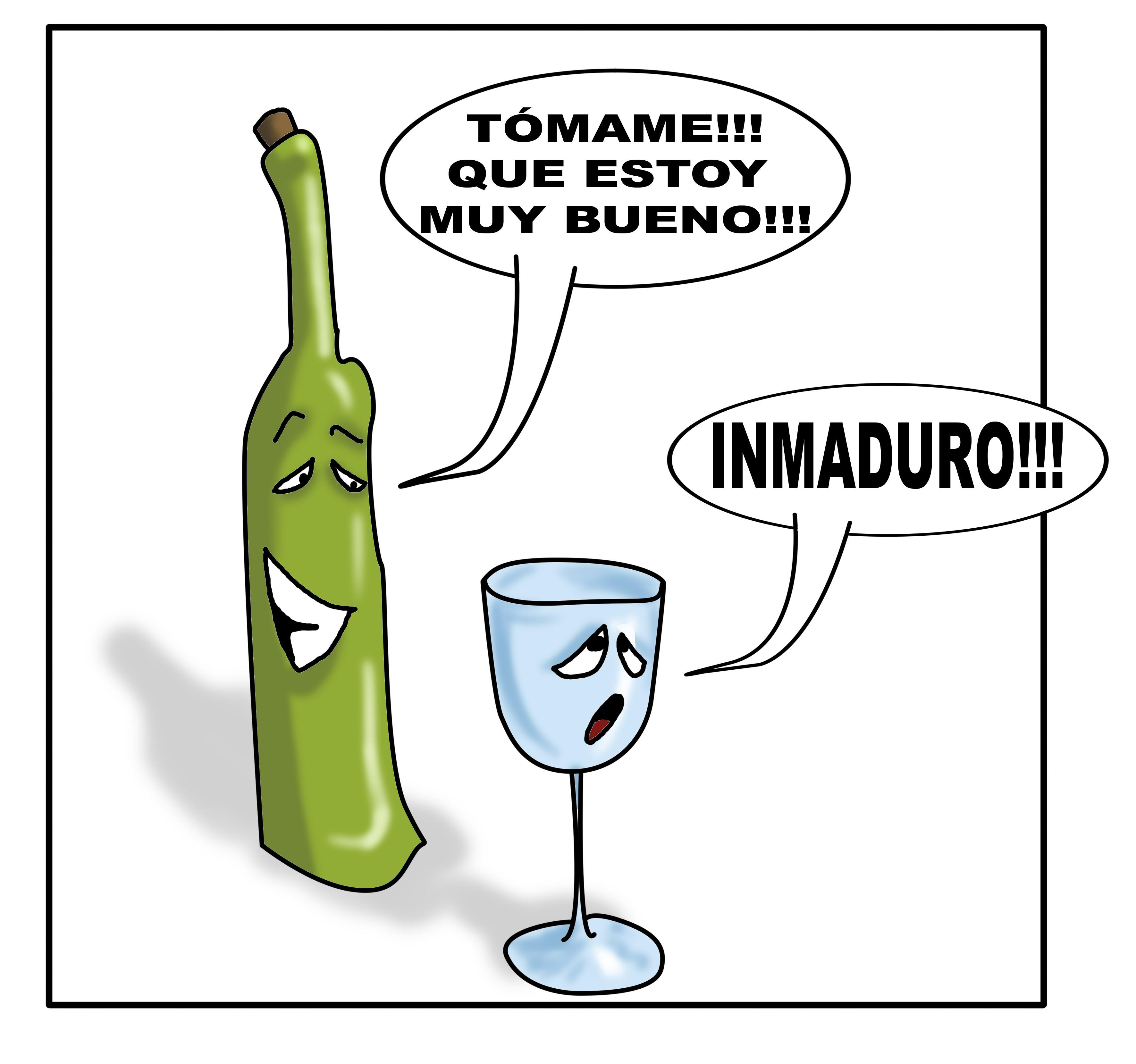 Botella copa
