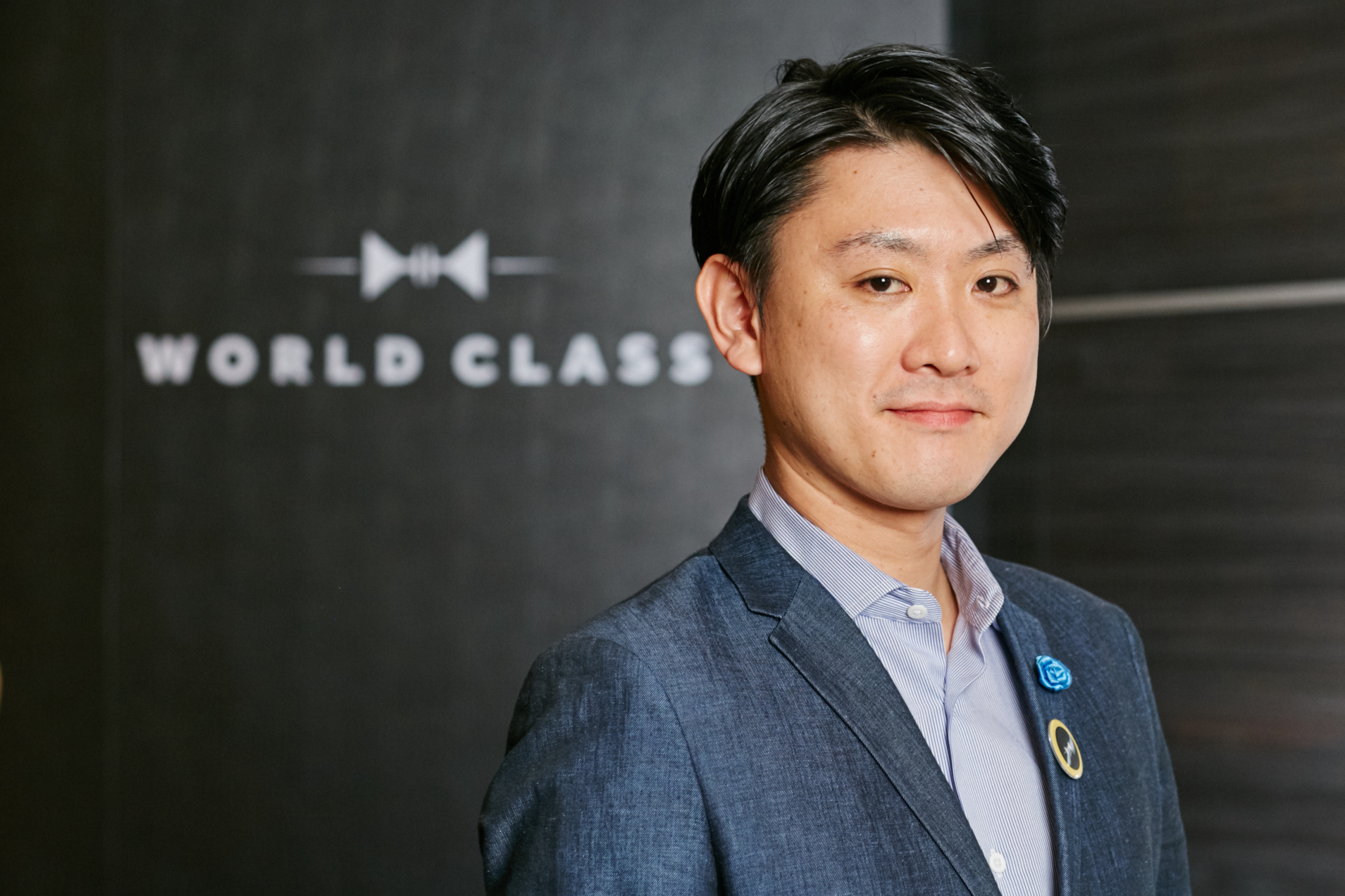 Ganador de la World Class Competition 2015, certamen de coctelería, Michito Kaneko