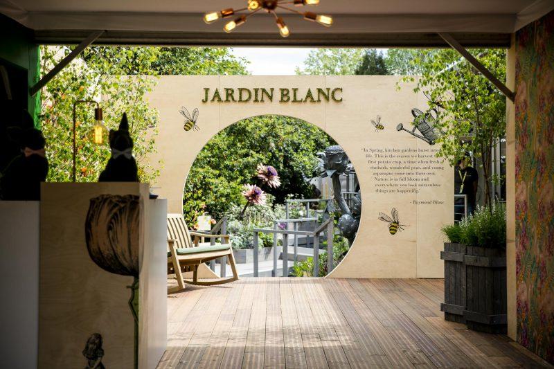 Jardin Blanc - RHS Chelsea Flower Show