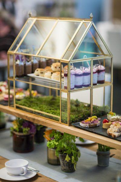 Raymond Blanc bar - Jardin Blanc - RHS Chelsea Flower Show