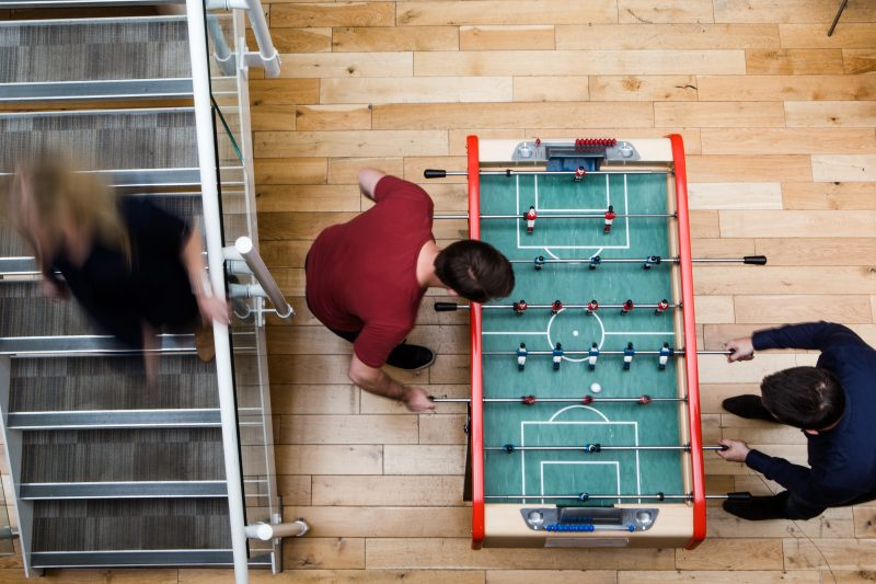 Villiers - table football