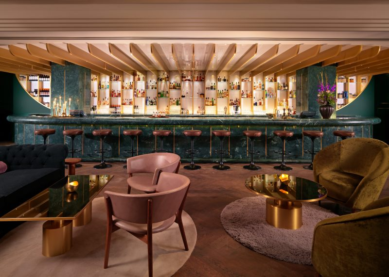 London's Top 10 Bars for cocktails and music - Dandelyan Bar