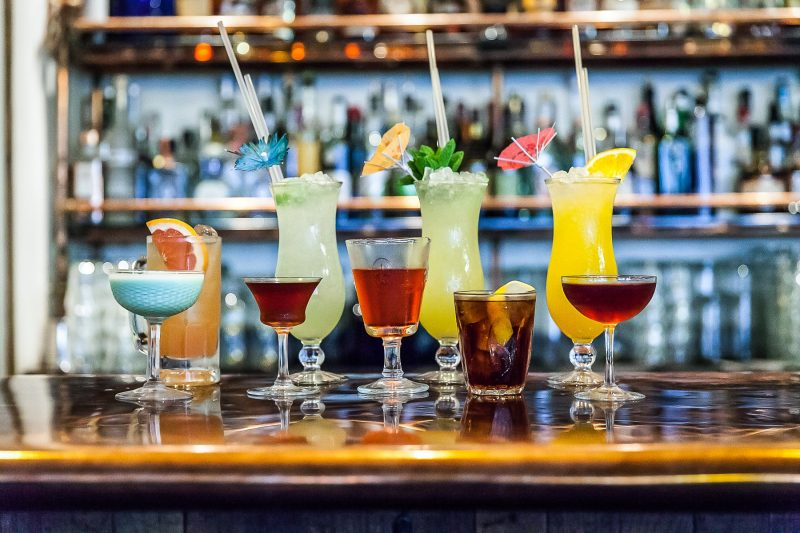 London's Top 10 bars for cocktails and music - Nola